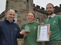 Cholmomdeley gardener wins Reaseheath horticulture apprentice of year