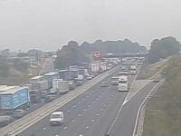 Police defend handling of M6 crash which left drivers stranded for 12 hours