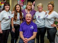 Fashion and Fizz night raises £2,000 for Mid Cheshire Hospitals charity