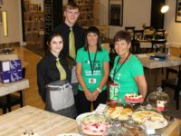 South Cheshire College staff help raise £800 for Macmillan Cancer