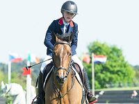 Nantwich teenage rider earns another Great Britain call up in Pony Nations Cup