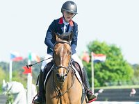 Nantwich teen selected for British Showjumping European Championship squad