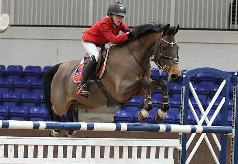 Nantwich teenage horse rider triumphs at JA Classic qualifier