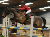 Nantwich teenage rider scoops equestrian win on Cisco Bay II