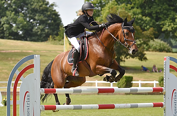 Madison Heath & Flavia - Bicton Arena (Credit - ESP Photographic) (1)