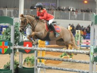 Nantwich youngster wins Pony of the Year at Grand Prix event