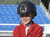 Nantwich teenage showjumper selected for Great Britain in Nations Cup