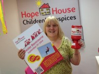 South Cheshire shop worker faces charity zip wire challenge