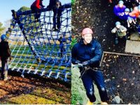 Nantwich officers join pupils on outward bound trips