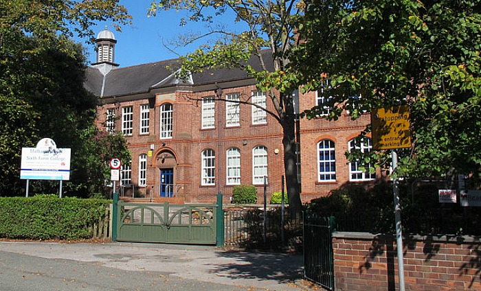 Malbank School, first choice admissions - pic by Stephen Craven, under creative commons licence