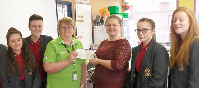 Malbank awarded Asda Community Champion money