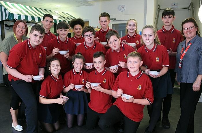Malbank pupils World Food Day (1)