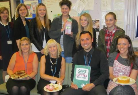 Malbank School pupils raise Macmillan Cancer Support funds