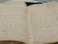 Rare 360-year-old journal on display at Nantwich Museum