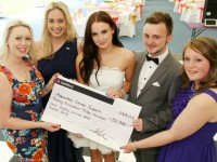 Nantwich students and staff raise £20,000 for Macmillan Cancer