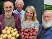 Nantwich students eye victory at Reaseheath College potato show
