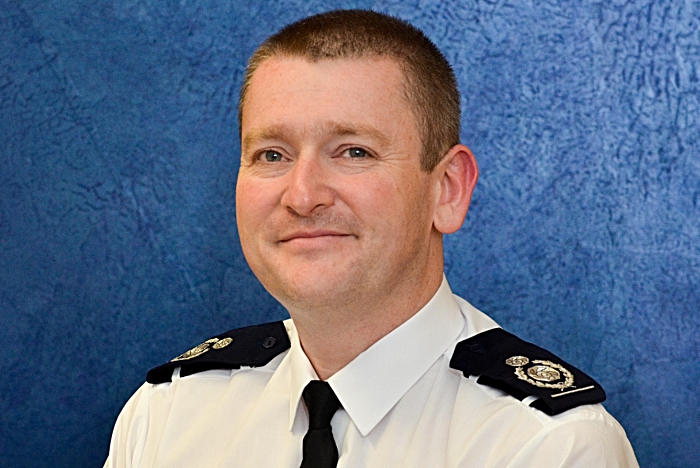 Review - Mark Cashin - Cheshire Chief Fire Officer