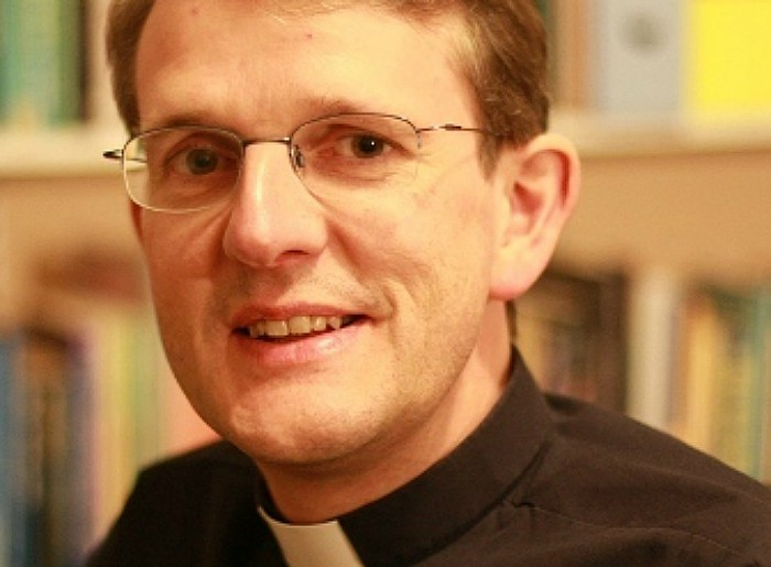 Mark Hart new rector of Nantwich