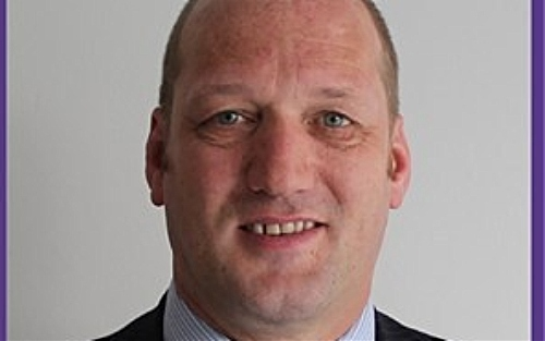 Mark Oldham - leighton hospital finance director