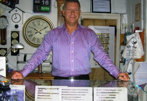 Nantwich store boss secures Nomination jewellery offer