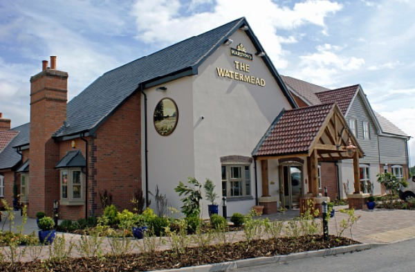 Marston's pub similar to new one at Alvaston in Nantwich