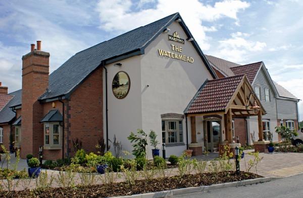Marston's pub similar to new one at Alvaston in Nantwich