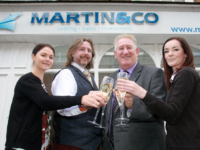 Nantwich property agents Martin&Co achieve record high lettings