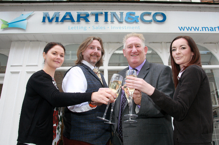 Martin&Co record lettings