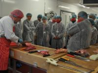 Reaseheath College carves out new qualifications for butchers