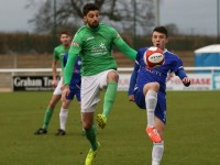 Nantwich Town star Mat Bailey reveals Stockport County tie joy