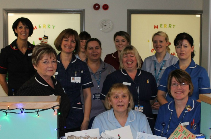 Maternity Staff (Group) at Leighton Hospital