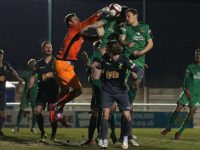 Nantwich Town suffer sixth home defeat, losing 2-0 to Matlock