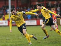 Nantwich Town beaten 2-1 away at Workington AFC