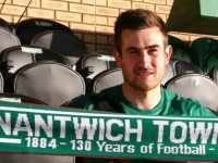 "Nantwich Town new boy Matt Bell says joining was ""easy choice"""