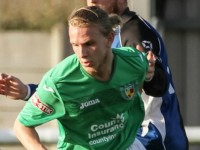 Nantwich Town earn draw at Matlock after Matty Kosylo strike