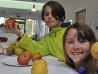 Hundreds of families enjoy Reaseheath Apple Festival in Nantwich