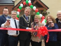 New Nantwich pub 'blessed' by church minister at official opening