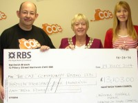 Nantwich Town Council £13,000 grant for The Cat FM radio plan