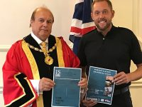 Councillors and police support modern slavery awareness event in Nantwich