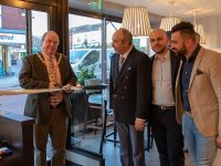 Romazzino opens new restaurant on High Street in Nantwich