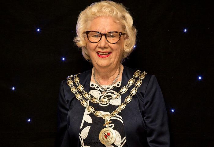 Mayor Of Nantwich, Cllr Penny Butterill