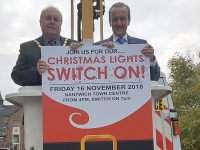 Christmas Lights switch on events for Nantwich and Crewe