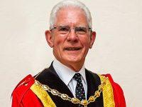 Arthur Moran takes over as Mayor of Nantwich