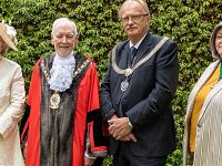 New Mayor of Cheshire East is Cllr Barry Burkhill