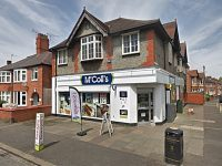 Armed robbery at South Cheshire convenience shop