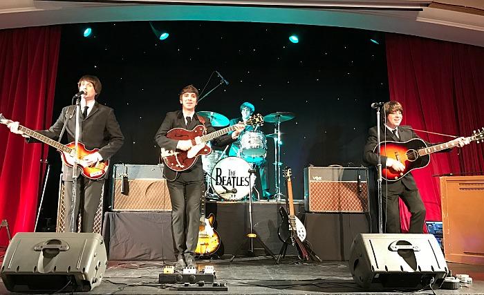 Meet The Beatles, Civic Hall