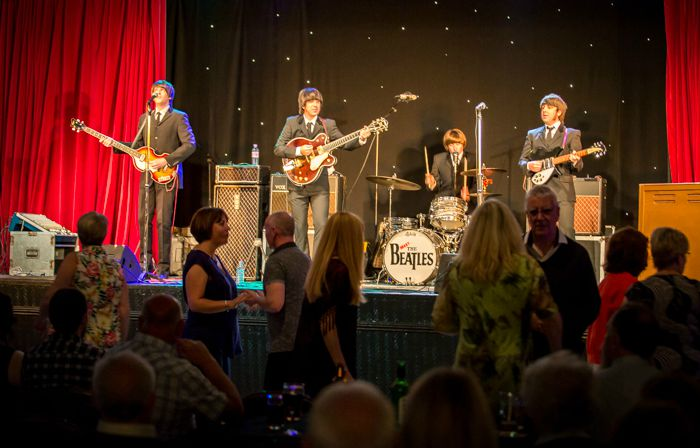 Meet the Beatles Nantwich Civic Hall 3