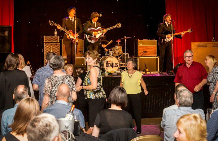 Meet the Beatles Nantwich Civic Hall 4