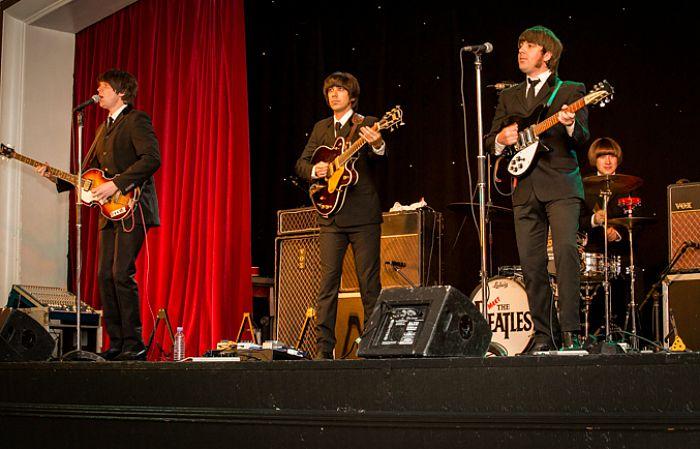 Meet the Beatles Nantwich Civic Hall 5