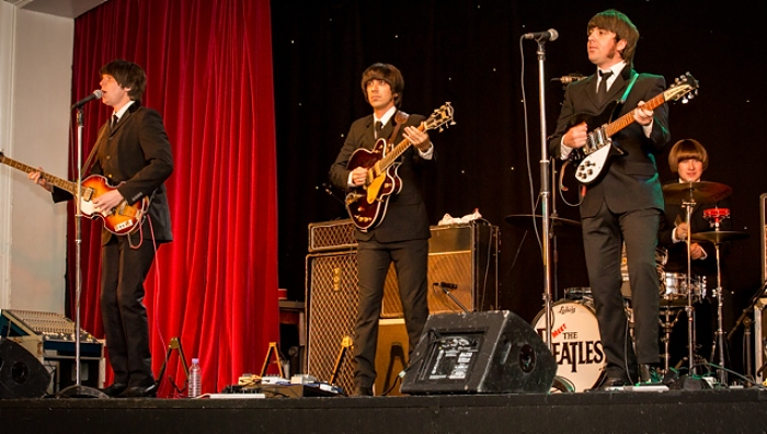 Meet the Beatles at Nantwich Civic